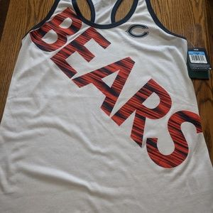 Chicago Bears tank top, NEW, medium